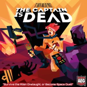 Buy The Captain Is Dead only at Bored Game Company.