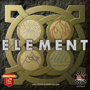 Buy Element only at Bored Game Company.