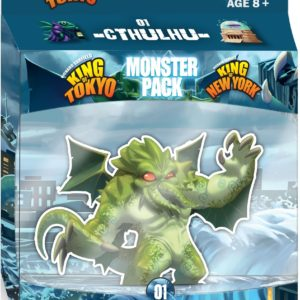 Buy King of Tokyo/New York: Monster Pack – Cthulhu only at Bored Game Company.