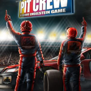Buy Pit Crew only at Bored Game Company.