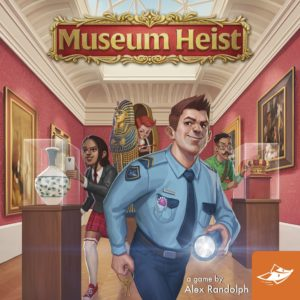 Buy Museum Heist only at Bored Game Company.