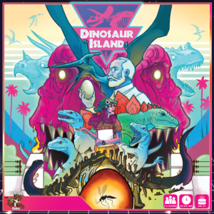 Buy Dinosaur Island only at Bored Game Company.