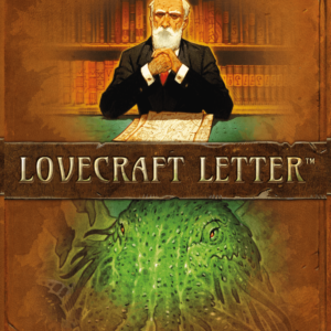 Buy Lovecraft Letter only at Bored Game Company.
