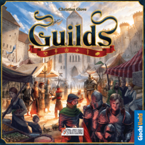 Buy Guilds only at Bored Game Company.