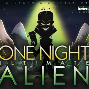 Buy One Night Ultimate Alien only at Bored Game Company.