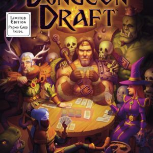 Buy Dungeon Draft only at Bored Game Company.