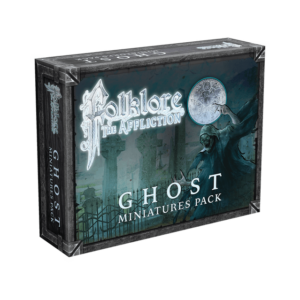 Buy Folklore: The Affliction – Ghost Miniatures Pack only at Bored Game Company.