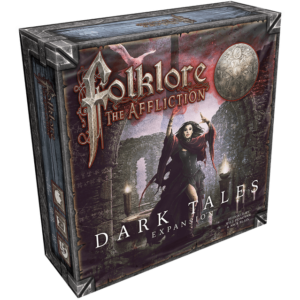 Buy Folklore: The Affliction – Dark Tales Expansion only at Bored Game Company.