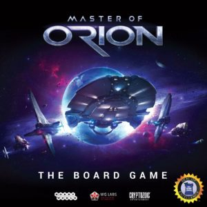 Buy Master of Orion: The Board Game only at Bored Game Company.