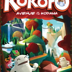 Buy Kokoro: Avenue of the Kodama only at Bored Game Company.