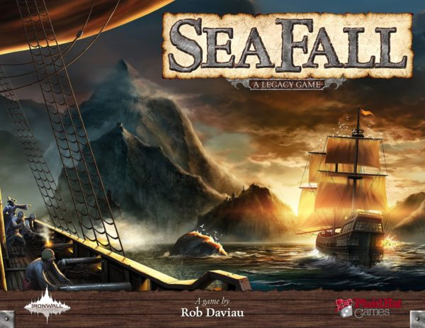 Buy SeaFall only at Bored Game Company.