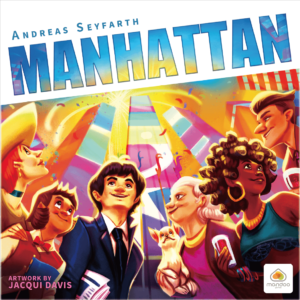 Buy Manhattan only at Bored Game Company.