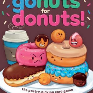 Buy Go Nuts for Donuts only at Bored Game Company.