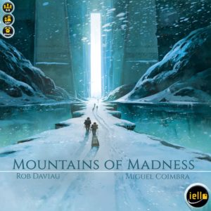 Buy Mountains of Madness only at Bored Game Company.