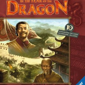 Buy In the Year of the Dragon: 10th Anniversary only at Bored Game Company.