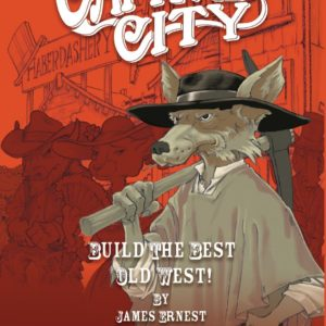 Buy Capital City only at Bored Game Company.
