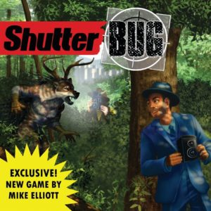 Buy ShutterBug only at Bored Game Company.