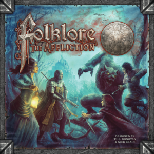 Buy Folklore: The Affliction only at Bored Game Company.