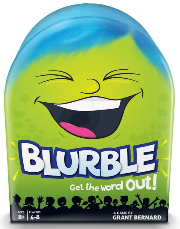 Buy Blurble only at Bored Game Company.