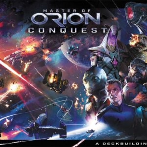 Buy Master of Orion: Conquest only at Bored Game Company.