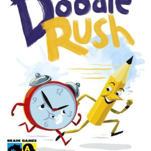Buy Doodle Rush only at Bored Game Company.