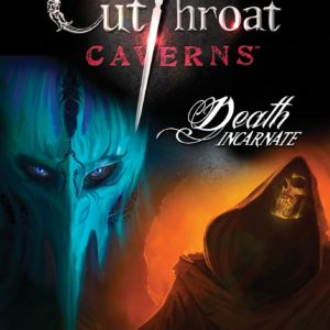 Buy Cutthroat Caverns: Death Incarnate only at Bored Game Company.