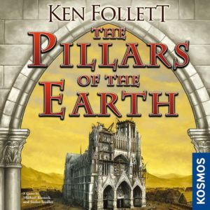 Buy The Pillars of the Earth only at Bored Game Company.