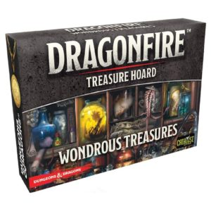 Buy Dragonfire: Wondrous Treasures only at Bored Game Company.