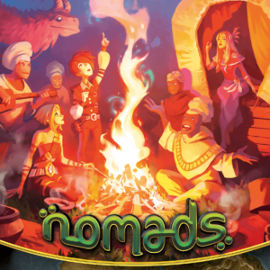 Buy Nomads only at Bored Game Company.