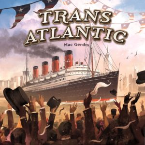 Buy Transatlantic only at Bored Game Company.