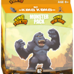 Buy King of Tokyo/New York: Monster Pack – King Kong only at Bored Game Company.