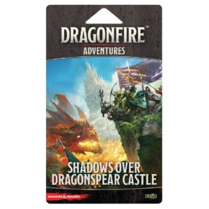 Buy Dragonfire: Adventures – Shadows Over Dragonspear Castle only at Bored Game Company.