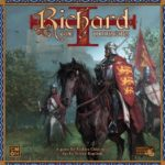 Buy Richard the Lionheart only at Bored Game Company.