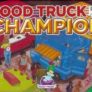 Buy Food Truck Champion only at Bored Game Company.