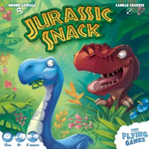Buy Jurassic Snack only at Bored Game Company.
