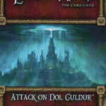 Buy The Lord of the Rings: The Card Game – Attack on Dol Guldur only at Bored Game Company.