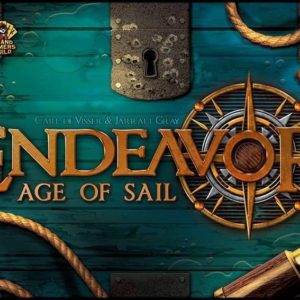 Buy Endeavor: Age of Sail only at Bored Game Company.