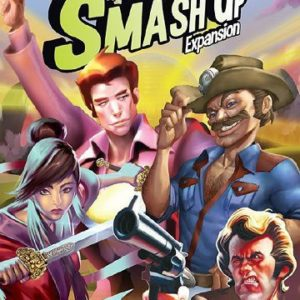 Buy Smash Up: That '70s Expansion only at Bored Game Company.