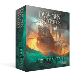Buy Dead Men Tell No Tales: The Kraken Expansion only at Bored Game Company.