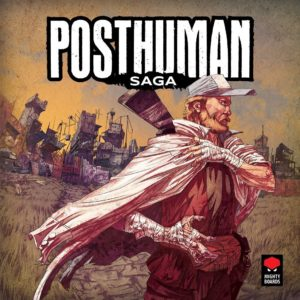 Buy Posthuman Saga only at Bored Game Company.