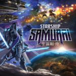 Buy Starship Samurai only at Bored Game Company.