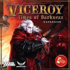 Buy Viceroy: Times of Darkness only at Bored Game Company.
