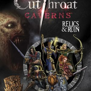 Buy Cutthroat Caverns: Relics & Ruin only at Bored Game Company.