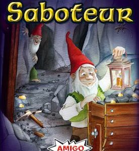 Buy Saboteur only at Bored Game Company.