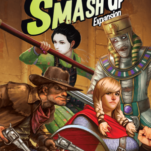 Buy Smash Up: Oops, You Did It Again only at Bored Game Company.