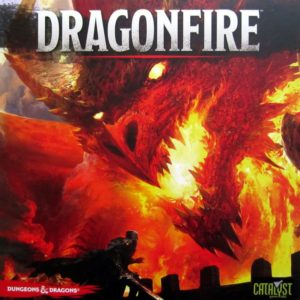 Buy Dragonfire only at Bored Game Company.