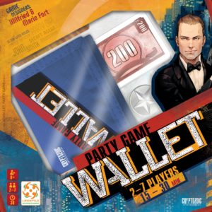 Buy Wallet only at Bored Game Company.