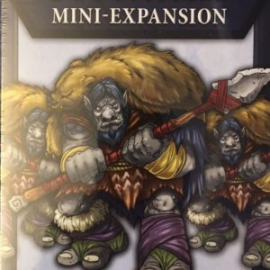 Buy Heroes of Land, Air & Sea: Nomads Mini-Expansion only at Bored Game Company.
