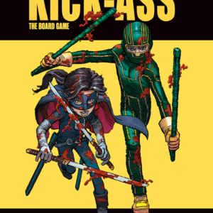 Buy Kick-Ass: The Board Game only at Bored Game Company.