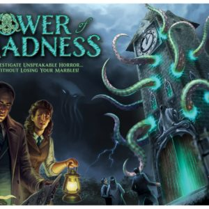 Buy Tower of Madness only at Bored Game Company.